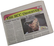 Printing our own newspapers including the SCC Observer